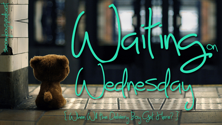 Pretty Sassy Cool is Waiting for Two of Hearts by Christina Lee this Wednesday