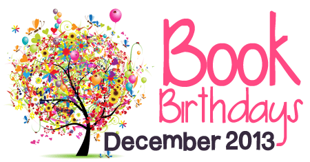Young Adult Book Release Dates December 2013