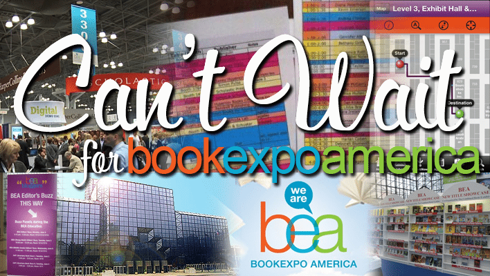 {BEA 2016} Authors We Can't Wait To Meet & Books We Want To Grab