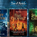 Series Spotlight Sons of Angels by Jerel Law
