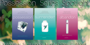 Possession Series by Elana Johnson