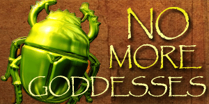 {Review} No More Goddesses by Kim Baccellia