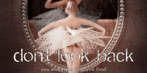 Don't Look Back Jennifer L Armentrout