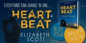 {Tour: Author Interview + Giveaway} Hearbeat by Elizabeth Scott
