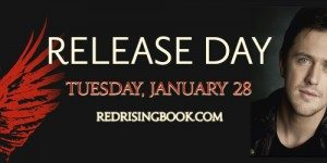 Happy Book Birthday, Red Rising (and Pierce Brown)! We ♥ You!