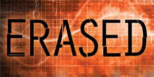 {Review} Erased by Jennifer Rush