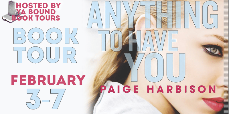 5 print copies of Anything To Have You (US and Canada only)