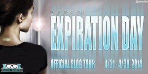 {Tour: Author Interview + Giveaway} Expiration Day by William Campbell Powell