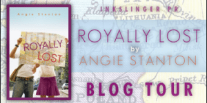 ROYALLY LOST blog tour