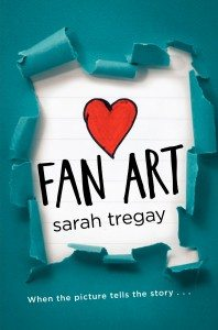 {Tour} Fan Art by Sarah Tregay (Excerpt + Giveaway!)