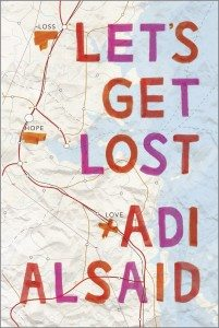 {Tour} Let's Get Lost by Adi Alsaid {Adi's Top 5 YA Authors + Giveaway}