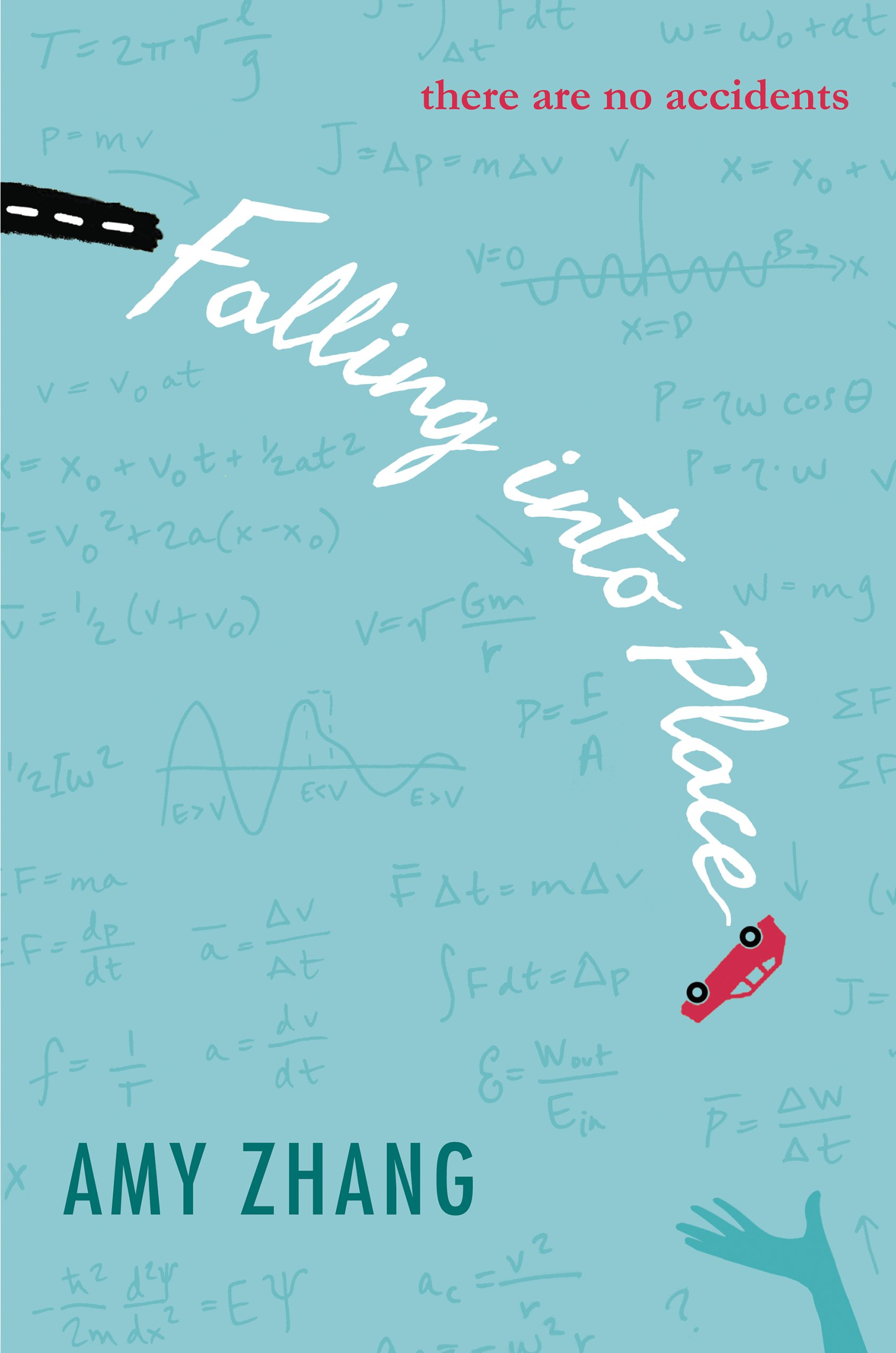 {Tour} Falling Into Place by Amy Zhang (Review + Giveaway)