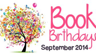 Young Adult Books Releasing in September 2014