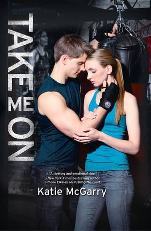 {Tour} Take Me On by Katie McGarry (Exerpt + Giveaway)