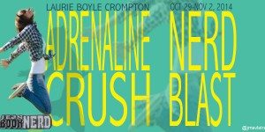 {Tour} Adrenaline Crush by Laurie Boyle Crompton (with Giveaway)