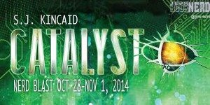{Tour} Catalyst by S.J. Kincaid (with Giveaway)