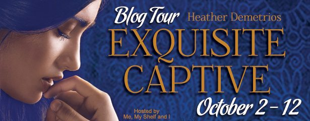 exquisite captive heather demetrios tour
