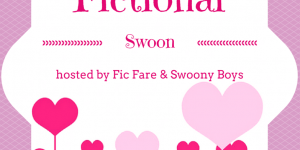 14 Days of Fictional Swooning- Our Favorite Fictional Kiss & Giveaway
