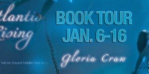 Atlantis rising Gloria Craw Book Tour