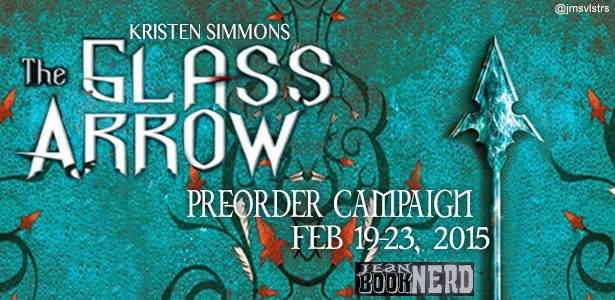 The Glass Arrow Pre-order Campaign