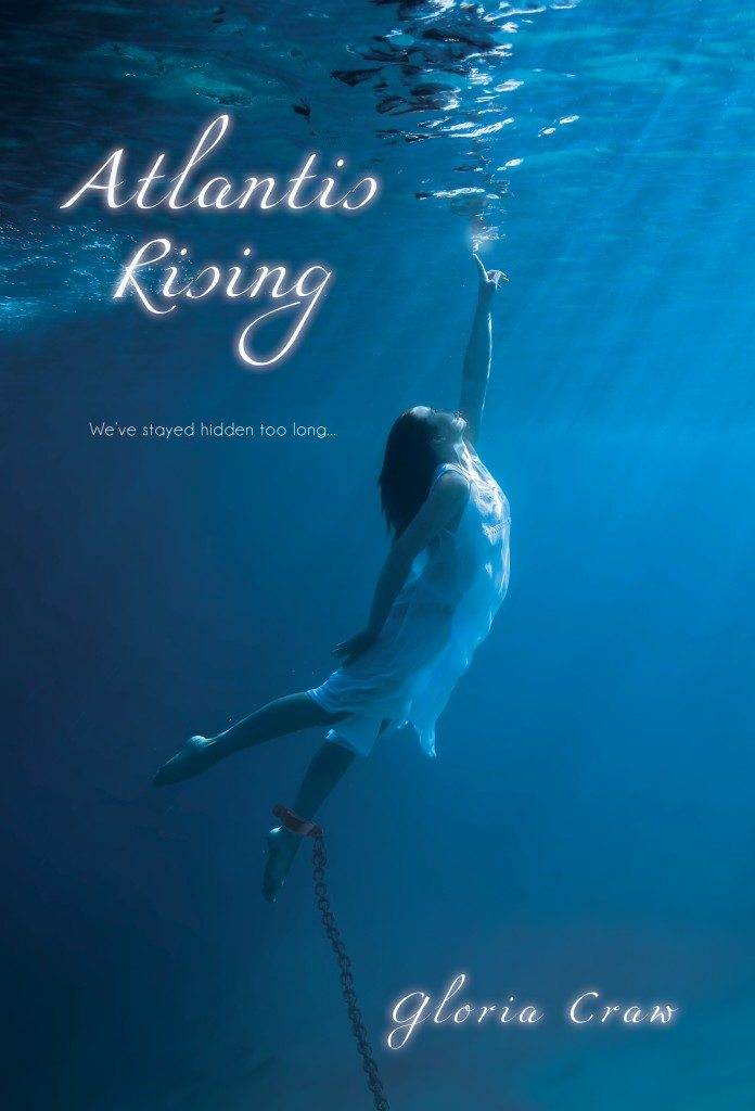 {Tour} Atlantis Rising by Gloria Craw (Excerpt + Giveaway)