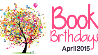 Young Adult Book Release Dates April 2015