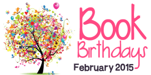 Young Adult Book Release Dates February 2015