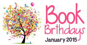 Young Adult Book Release Dates January 2015