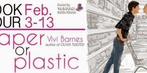 Book Tour for Paper or Plastic by Vivi Barnes on 2/3/2015