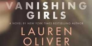 vanishing girls lauren oliver