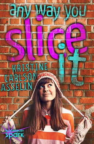 {Tour} Any Way You Slice It by Kristine Carlson Asselin (10 Random Things + Giveaway)