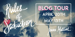 {Review} Rules of Seduction by Jenna Mullins (with Giveaway)