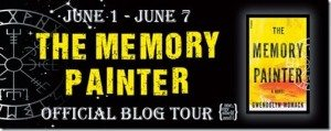 Book Tour for The Memory Painter by Gwendolyn Womack on 6/7/2015