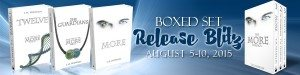 Box Set Blitz for the More Series by TM Franklin on August 7