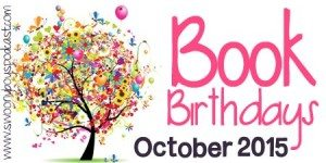 Young Adult Book Release Dates October 2015