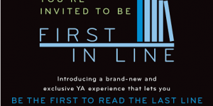 {Publisher Spotlight}: Are You Ready To Be #FirstInLine With Random House YA?