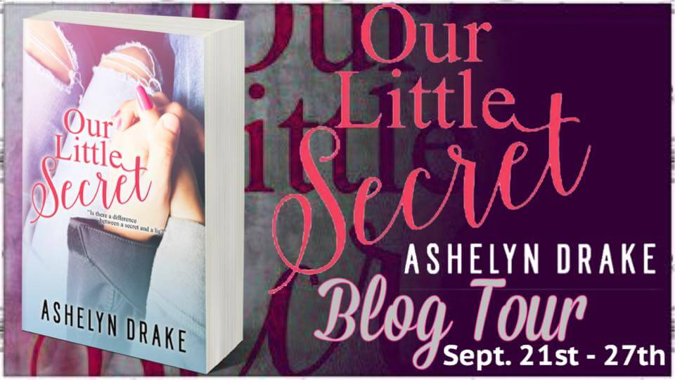 Our Little Secret Ashleyn Drake Blog Tour