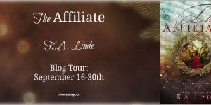 {Review} The Affiliate by K.A. Linde (with Giveaway)