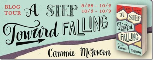 a step toward falling cammie mcgovern blog tour