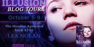 Illusion Lea Nolan Blog Tour