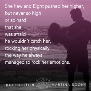 flying persuasion by martina boone