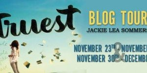 {Tour} TRUEST by Jackie Lea Sommers (Favorite Quotes+ Giveaway!)