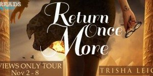 {Review} Return Once More by Trisha Leigh (with Excerpt and Giveaway)