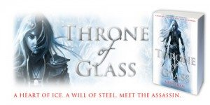 throne of glass sarah j mass