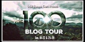 {Tour} The 100 by Kass Morgan (Character Interview + a Giveaway)