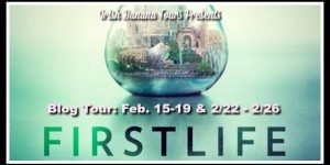 {Tour} Firstlife by Gena Showalter (Dreamcast + Giveaway!)