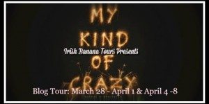 {Tour} My Kind of Crazy by Robin Reul (Character Interview + a Giveaway)