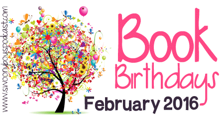 Young Adult Book Release Dates February 2016