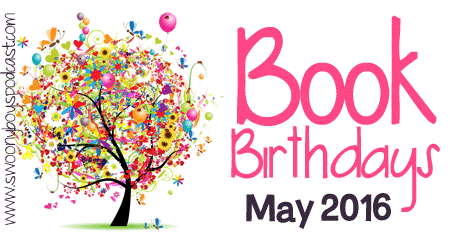Young Adult Book Release Dates May 2016