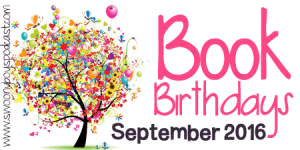 September 2016 Book Birthdays